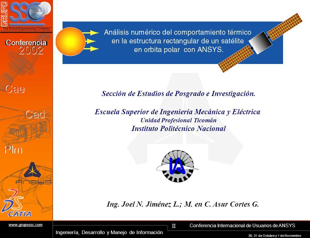 Sección de Estudios de Posgrado e Investigación.
