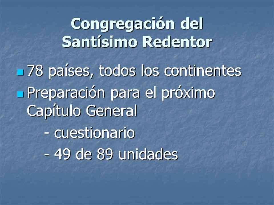 Congregación del Santísimo Redentor