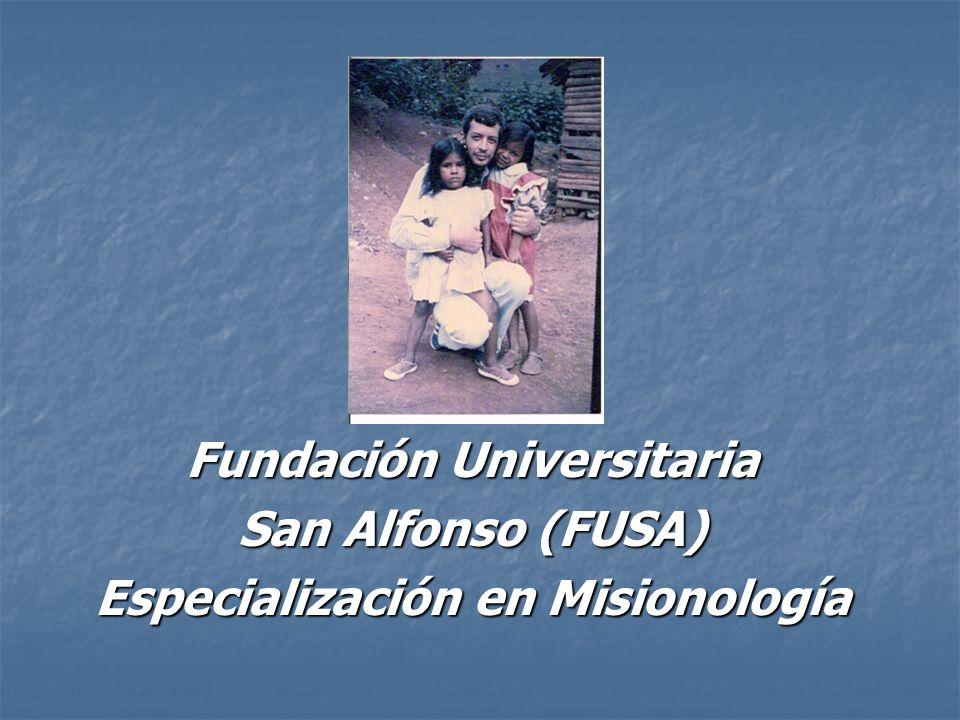 Fundación Universitaria Especialización en Misionología