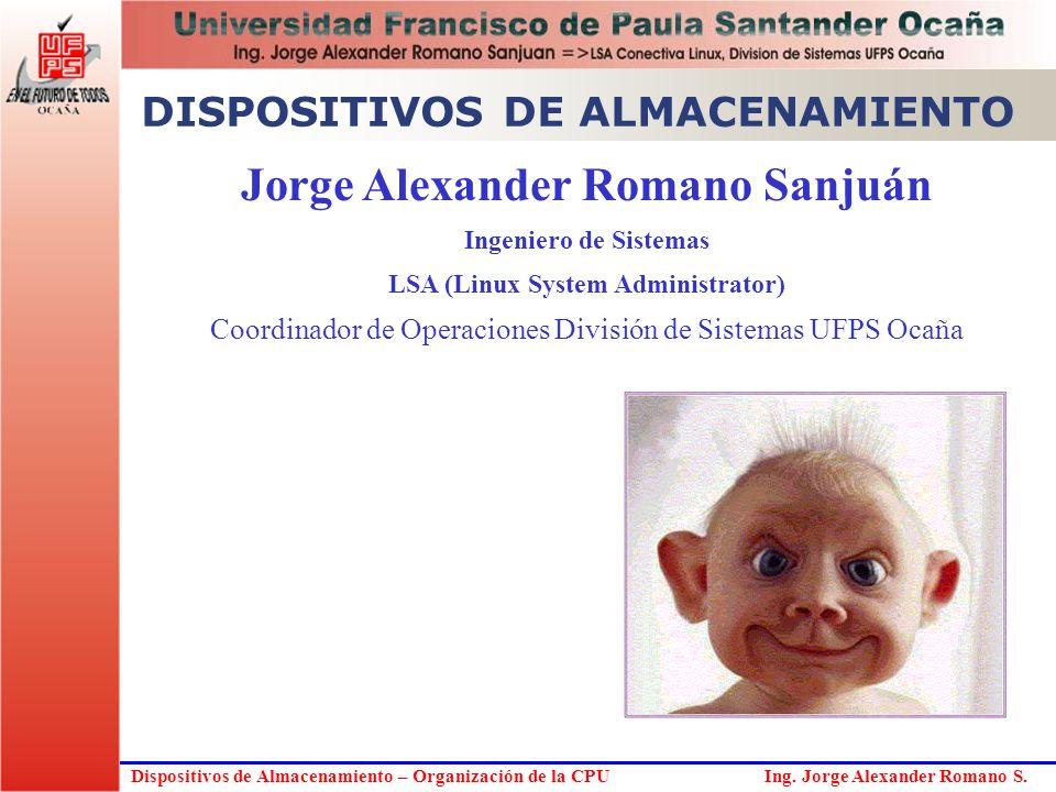 Jorge Alexander Romano Sanjuán