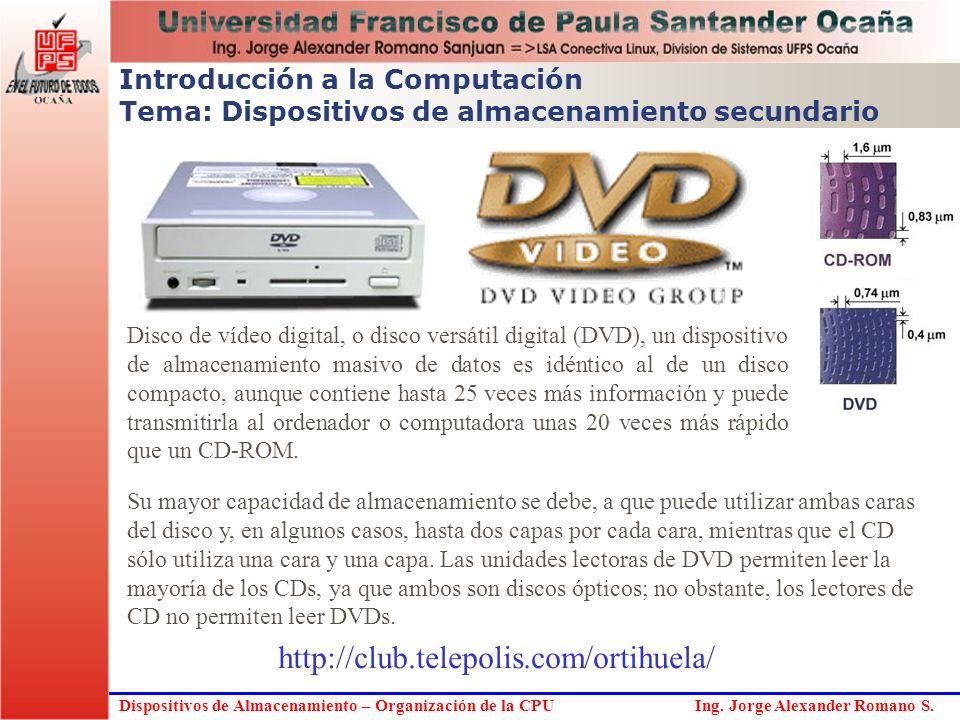 http://club.telepolis.com/ortihuela/ Introducción a la Computación