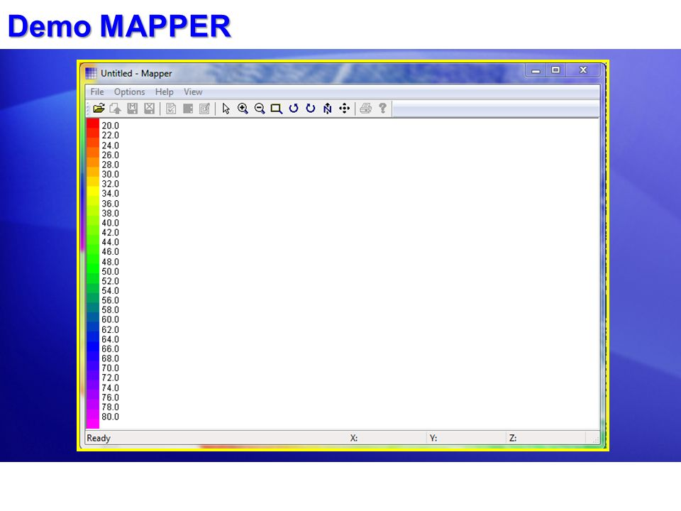 Demo MAPPER