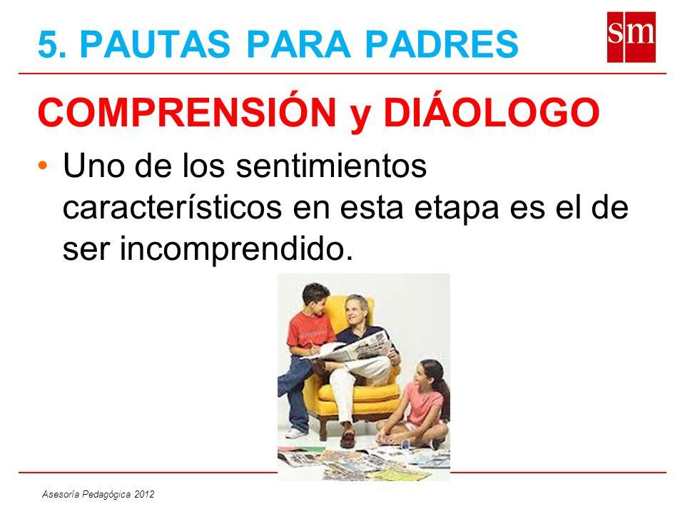 COMPRENSIÓN y DIÁOLOGO