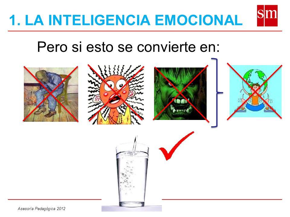 1. LA INTELIGENCIA EMOCIONAL
