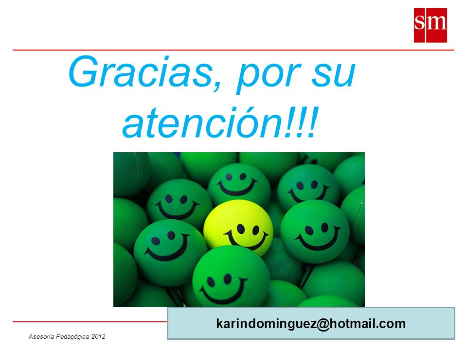 Gracias, por su atención!!!