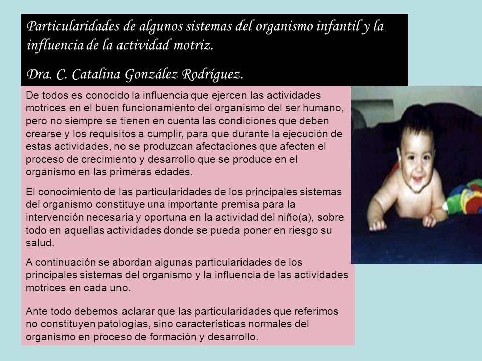 Dra. C. Catalina González Rodríguez.