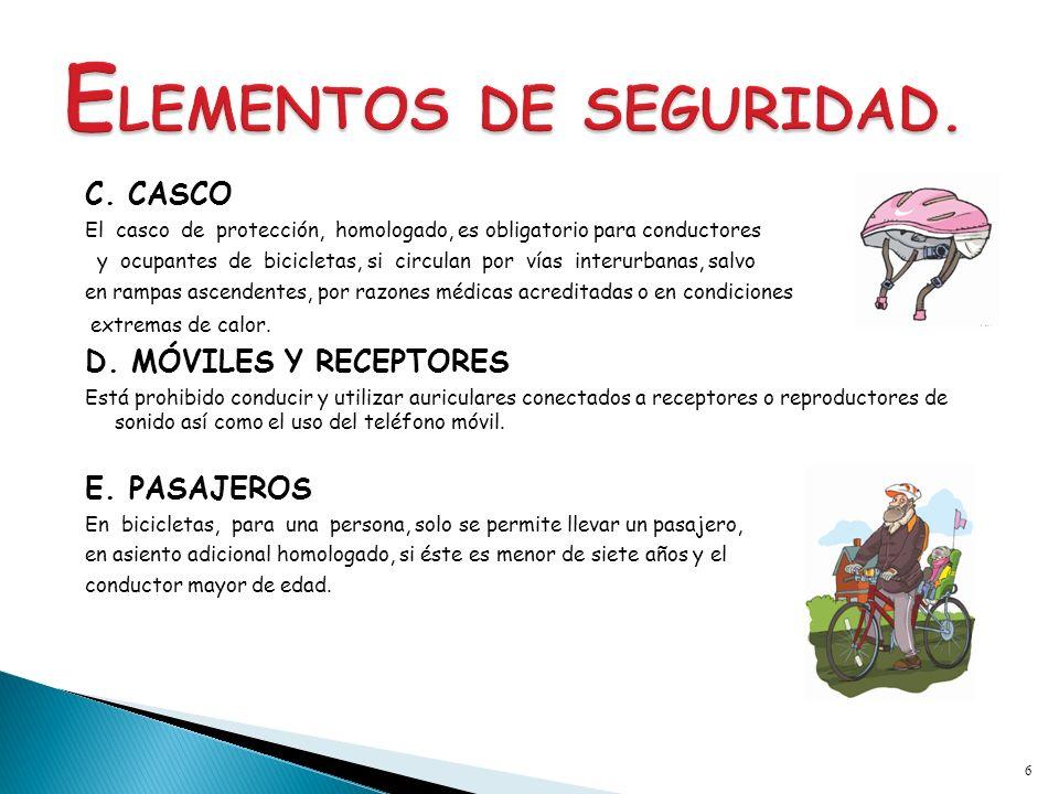 ELEMENTOS DE SEGURIDAD.