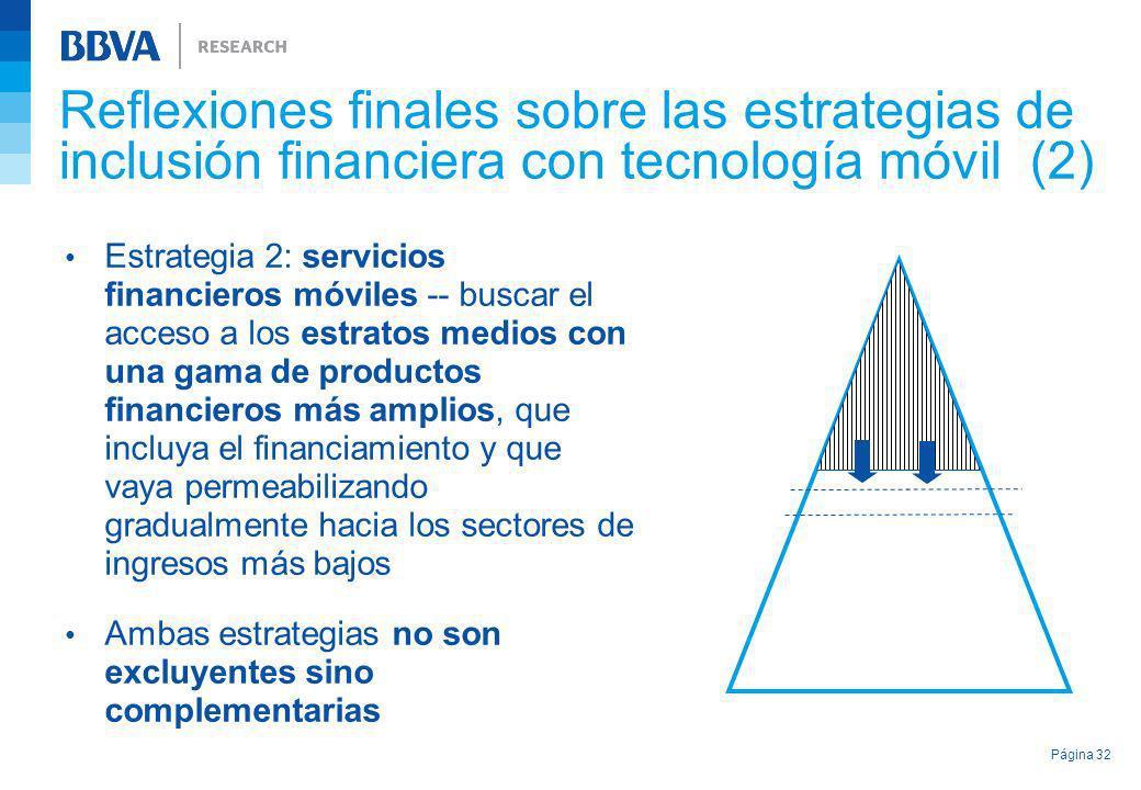 Reflexiones finales sobre las estrategias de inclusión financiera con tecnología móvil (2)