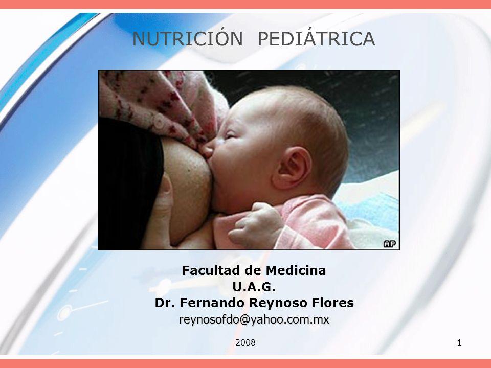 Dr. Fernando Reynoso Flores