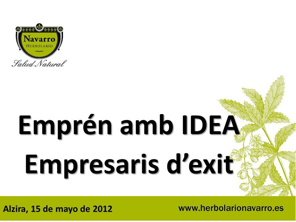 Emprén amb IDEA Empresaris d'exit
