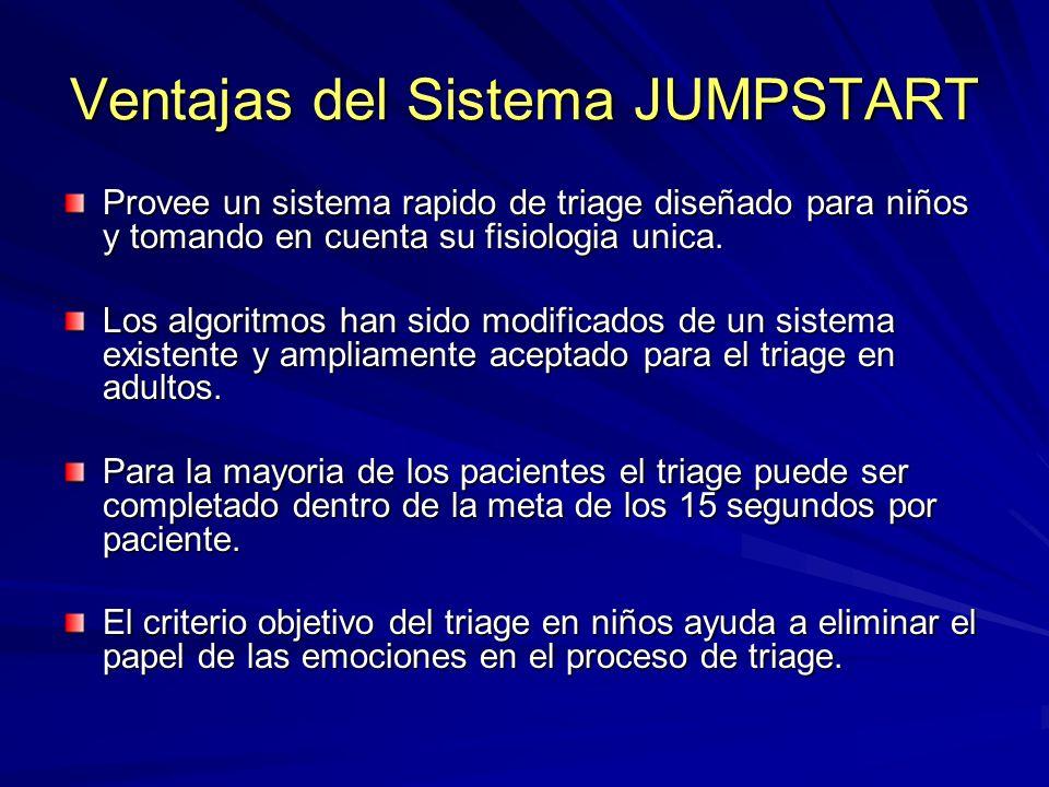 Ventajas del Sistema JUMPSTART