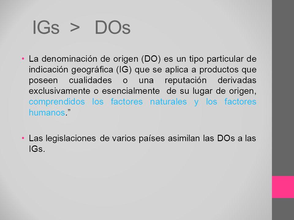 IGs > DOs