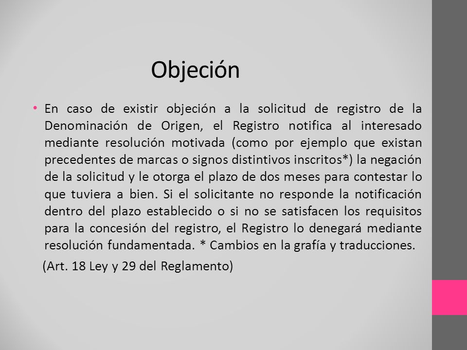 Objeción
