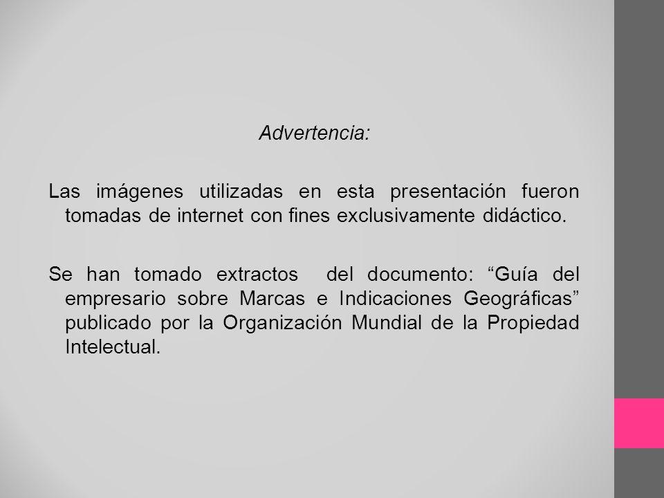 Advertencia: Las imágenes utilizadas en esta presentación fueron tomadas de internet con fines exclusivamente didáctico.