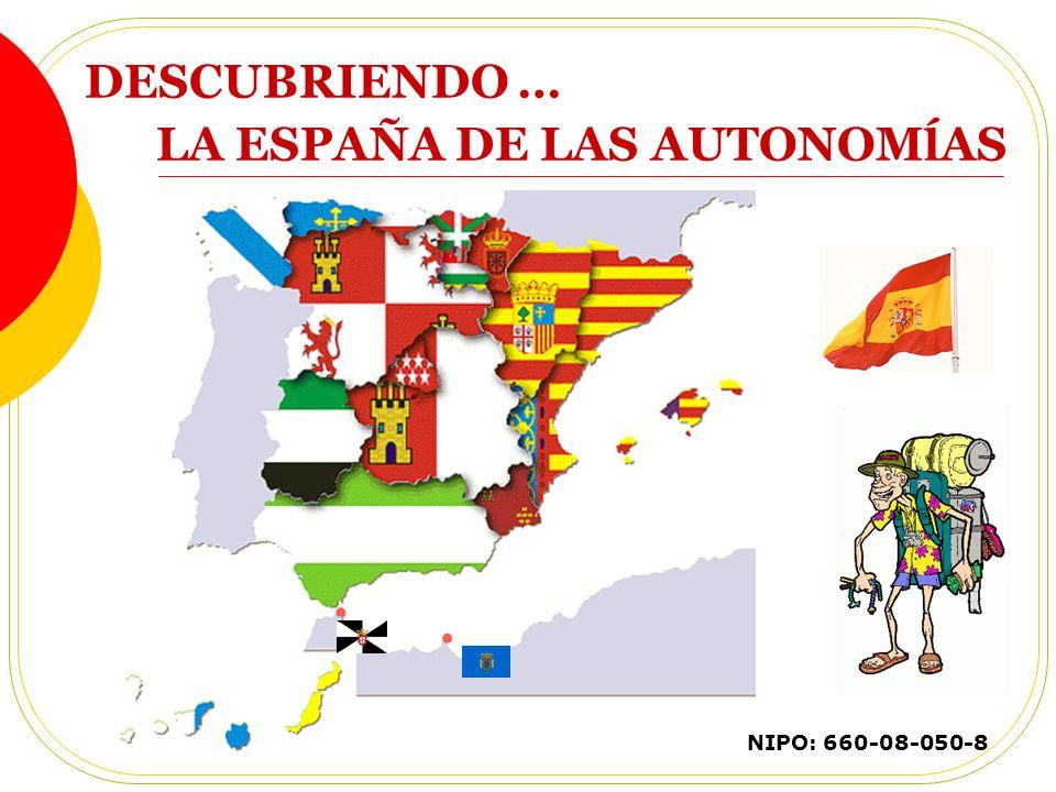 LA ESPAÑA DE LAS AUTONOMĺAS
