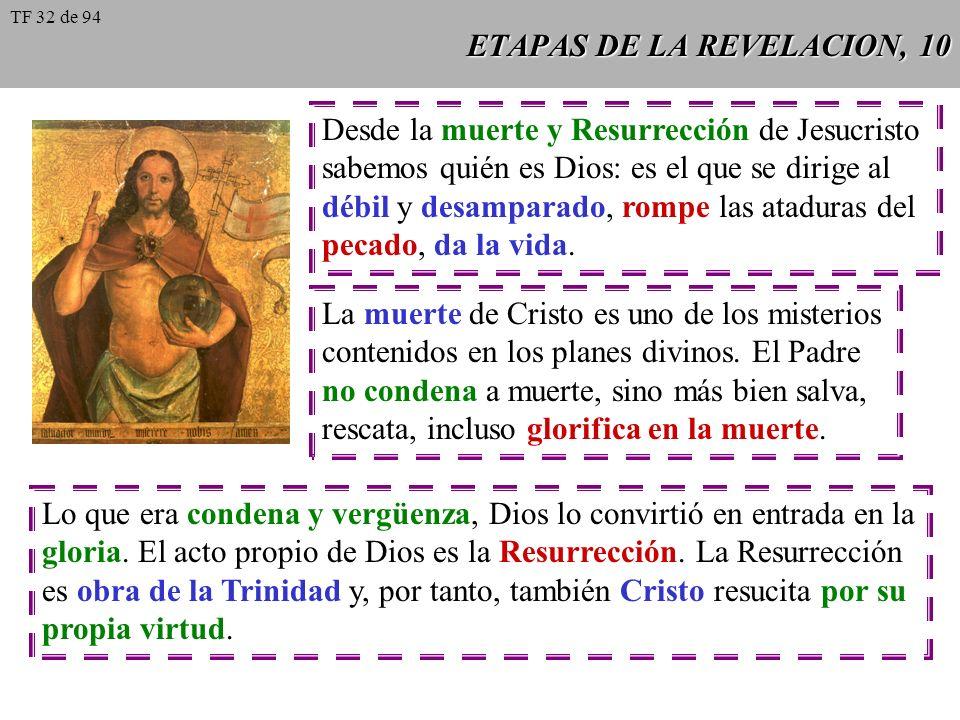 ETAPAS DE LA REVELACION, 10
