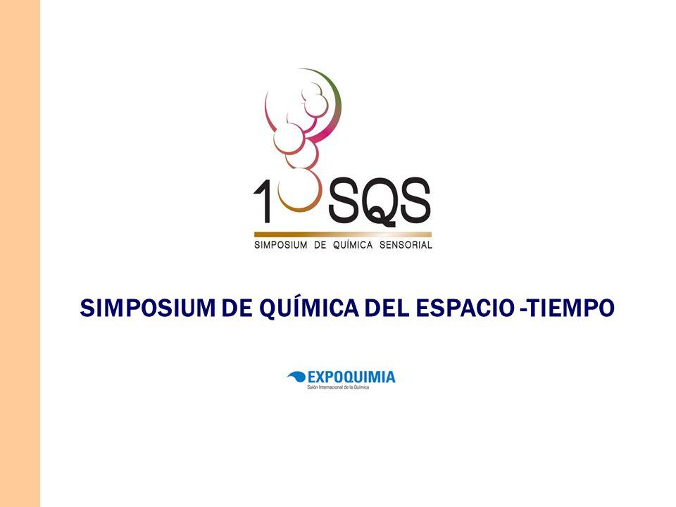 SIMPOSIUM DE QUÍMICA DEL ESPACIO -TIEMPO