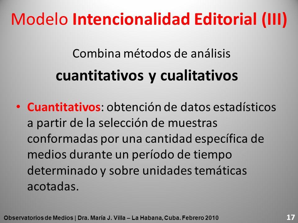 cuantitativos y cualitativos