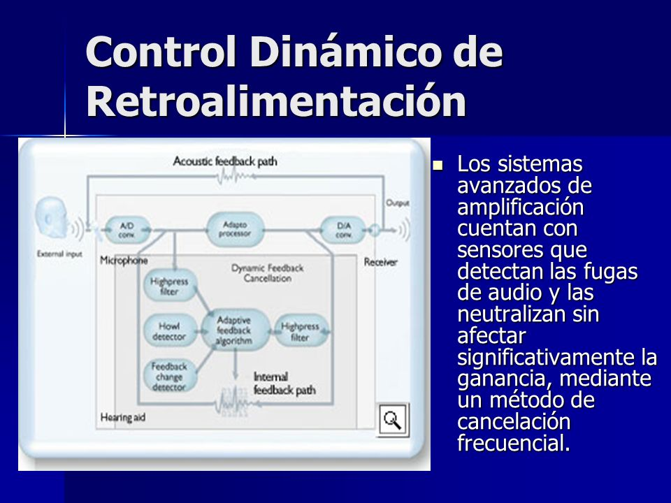 Control Dinámico de Retroalimentación