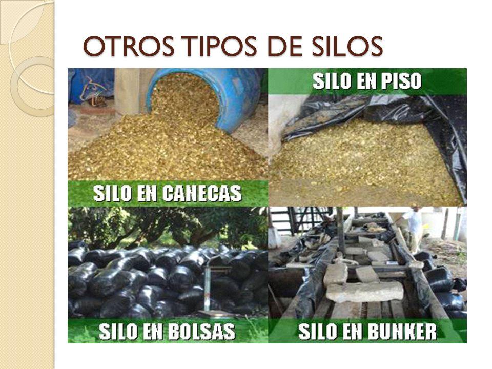 OTROS TIPOS DE SILOS