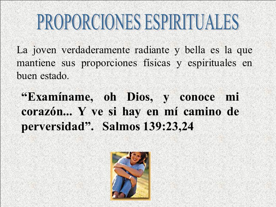 PROPORCIONES ESPIRITUALES