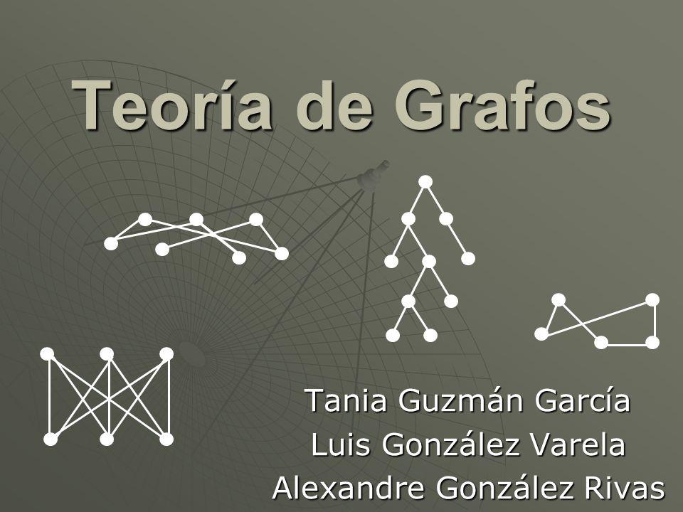 Tania Guzmán García Luis González Varela Alexandre González Rivas