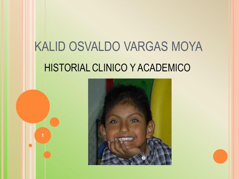 KALID OSVALDO VARGAS MOYA