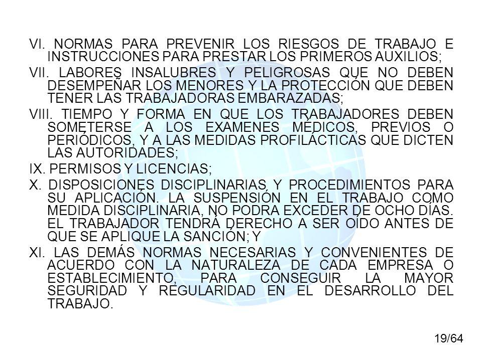 IX. PERMISOS Y LICENCIAS;