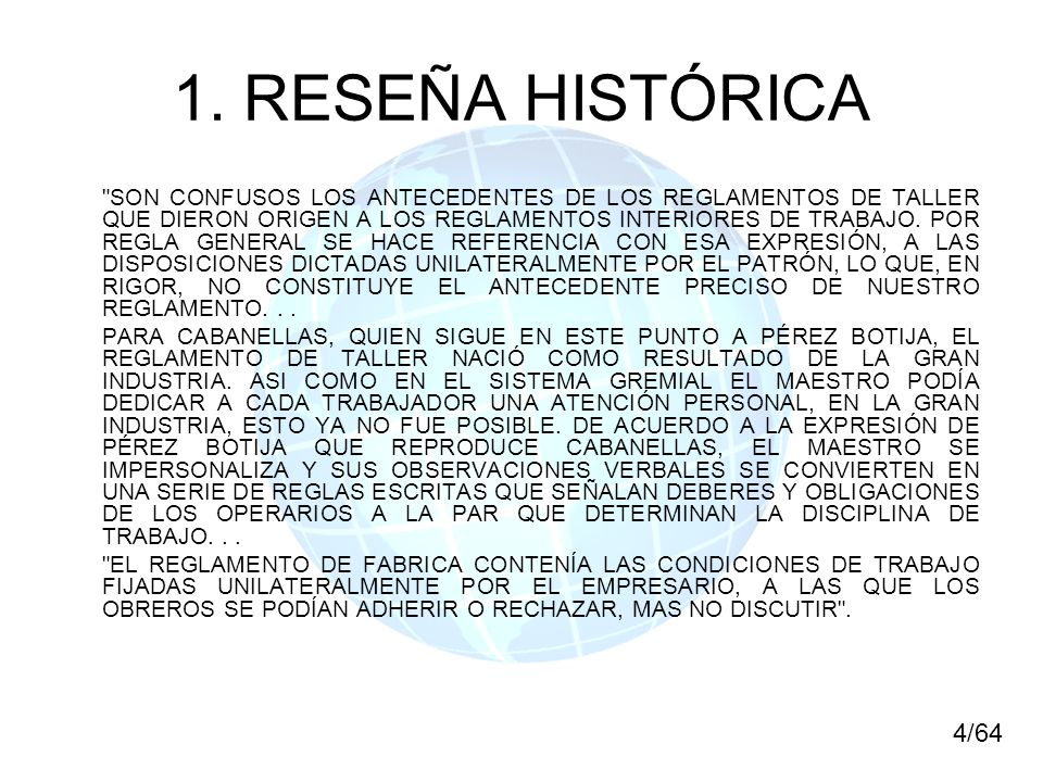 1. RESEÑA HISTÓRICA