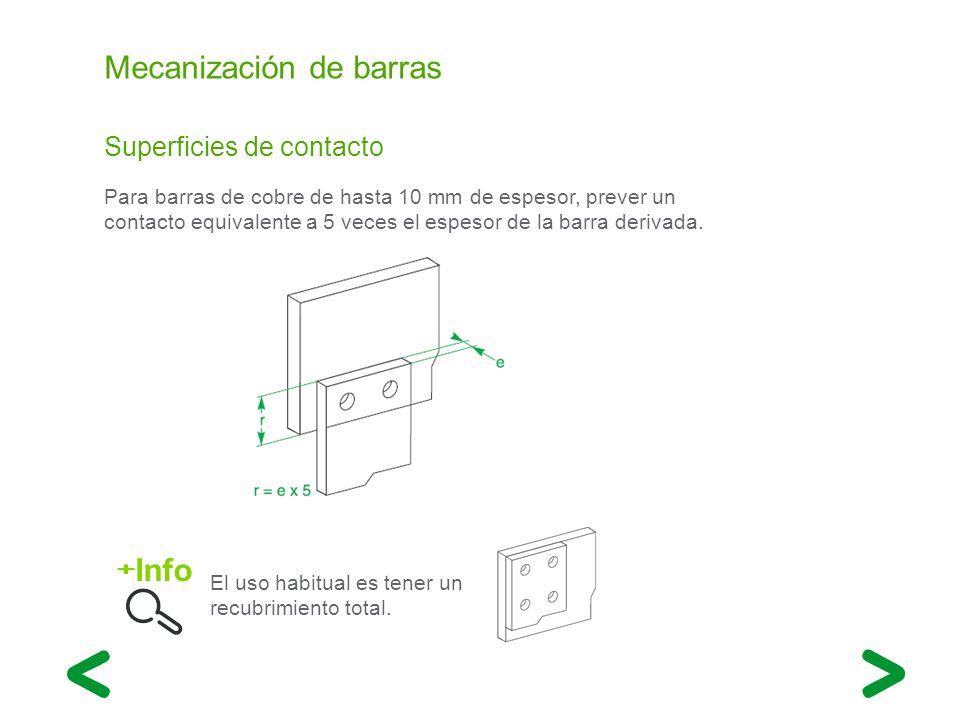 Mecanización de barras