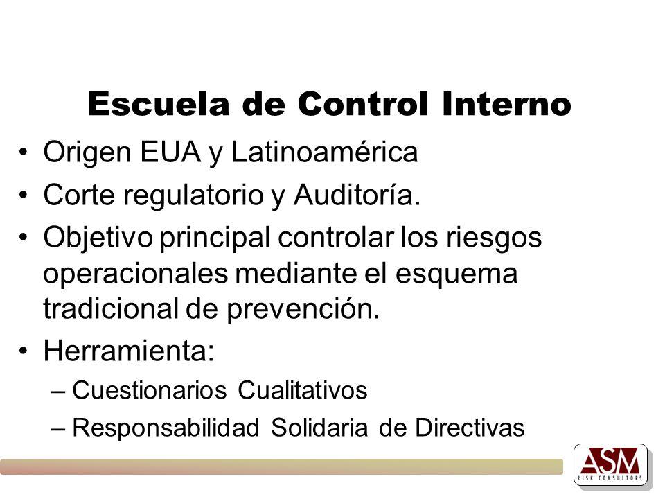 Escuela de Control Interno