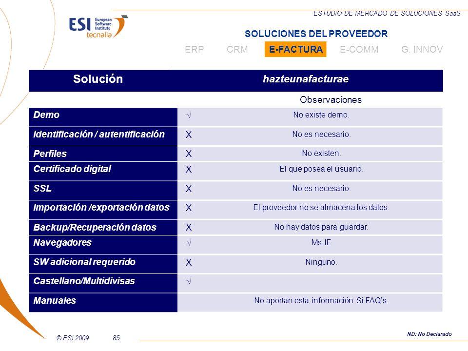Solución hazteunafacturae SOLUCIONES DEL PROVEEDOR ERP CRM E-FACTURA
