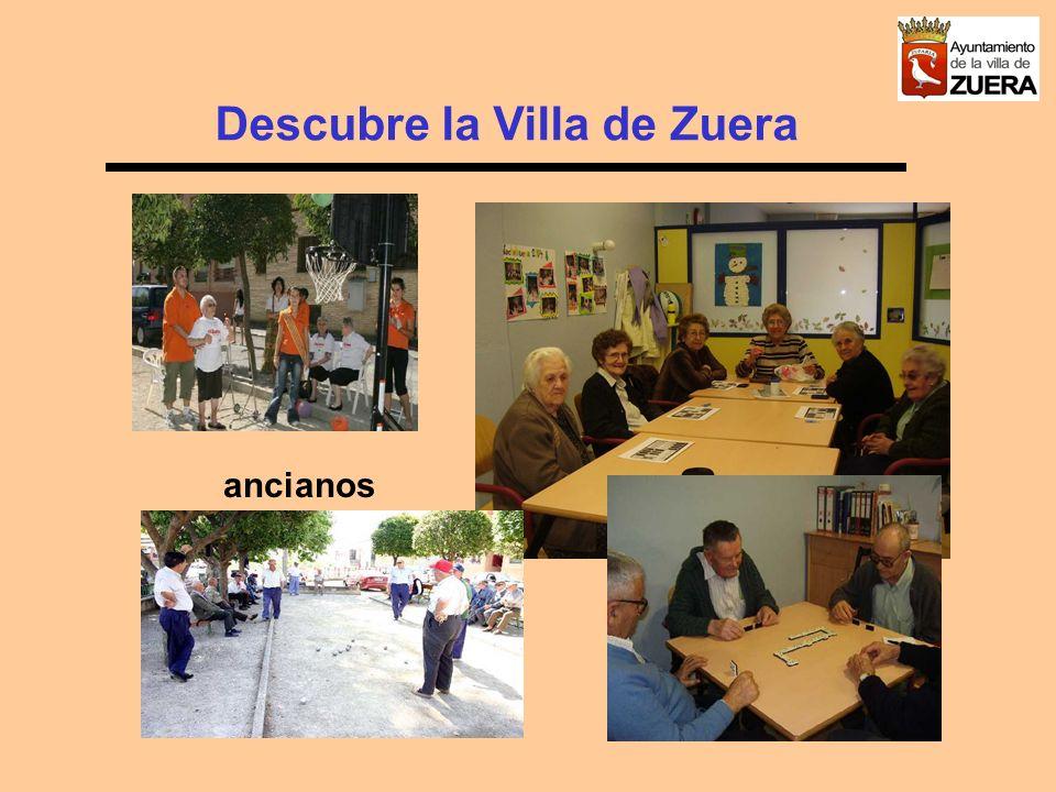 Descubre la Villa de Zuera