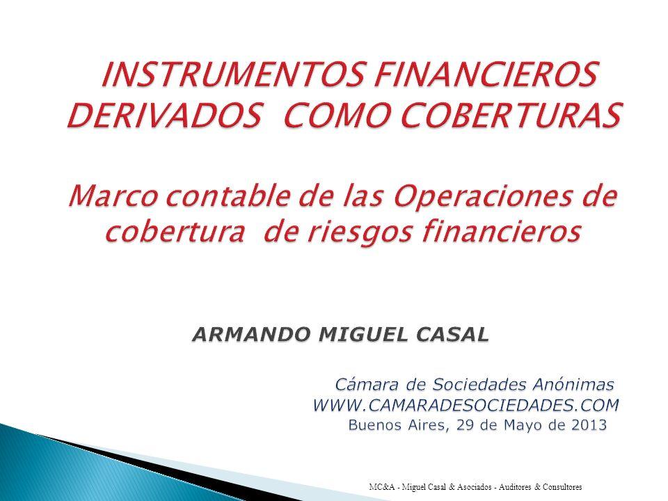 MC&A - Miguel Casal & Asociados - Auditores & Consultores