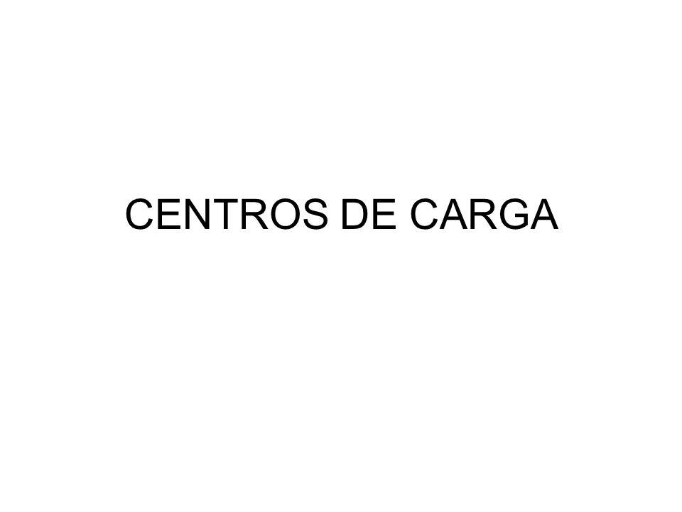 CENTROS DE CARGA