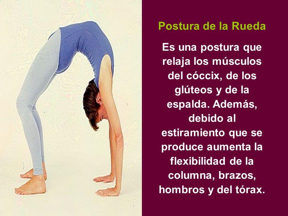 Postura de la Rueda