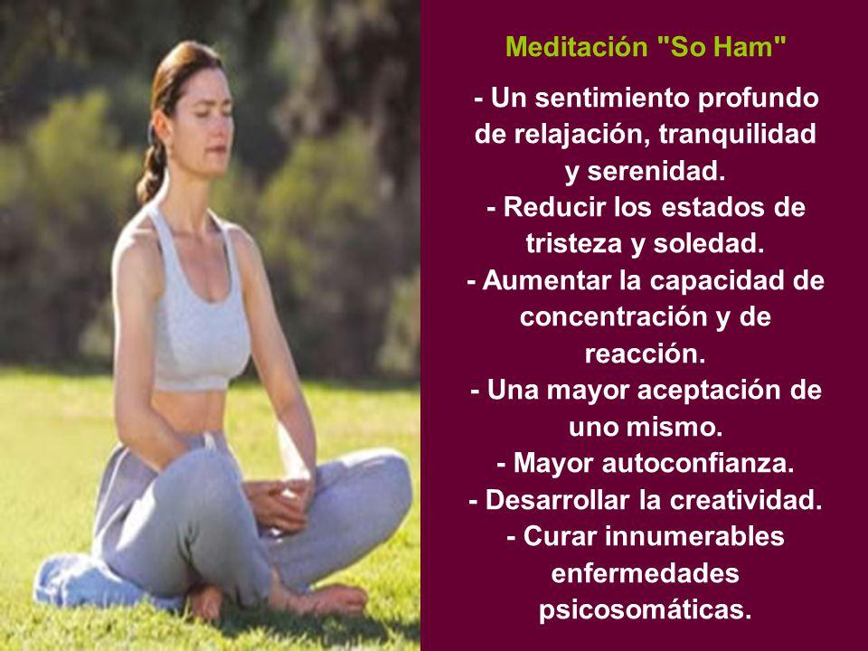 Meditación So Ham