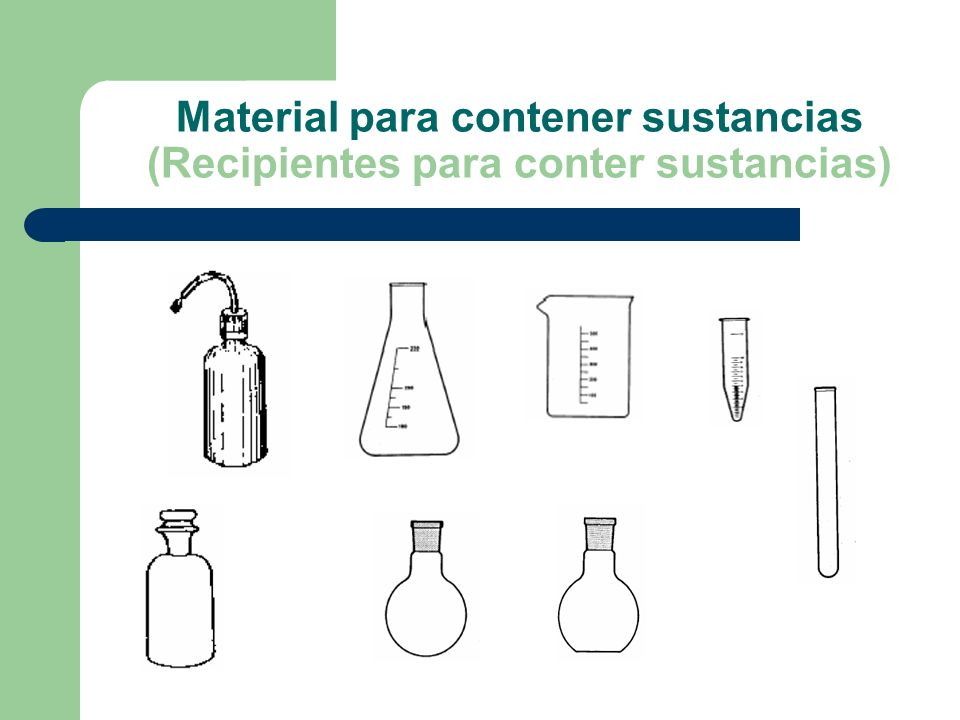 Material de laboratorio ppt descargar for Material laboratorio