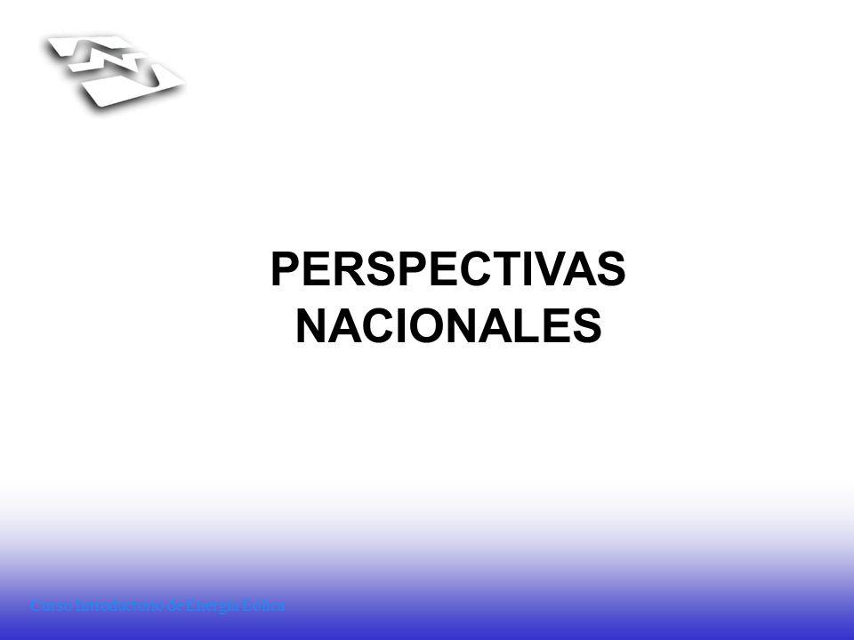 PERSPECTIVAS NACIONALES