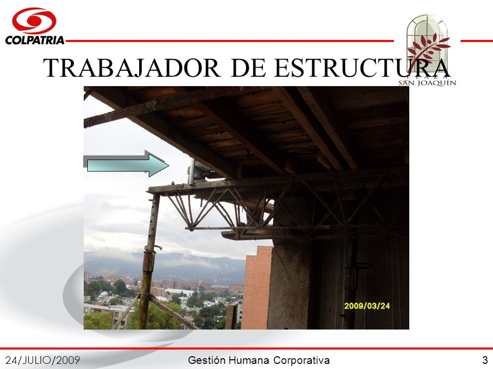 TRABAJADOR DE ESTRUCTURA