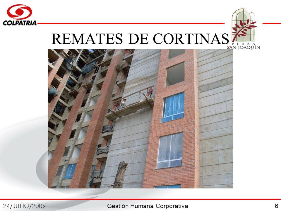 REMATES DE CORTINAS