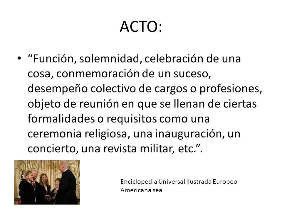 ACTO: