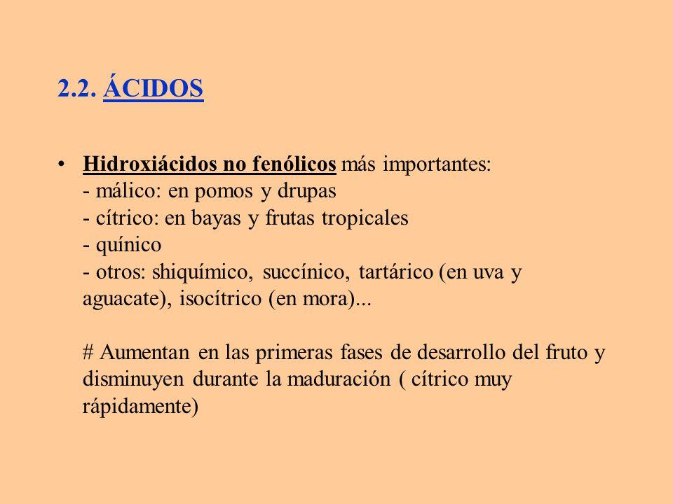 2.2. ÁCIDOS