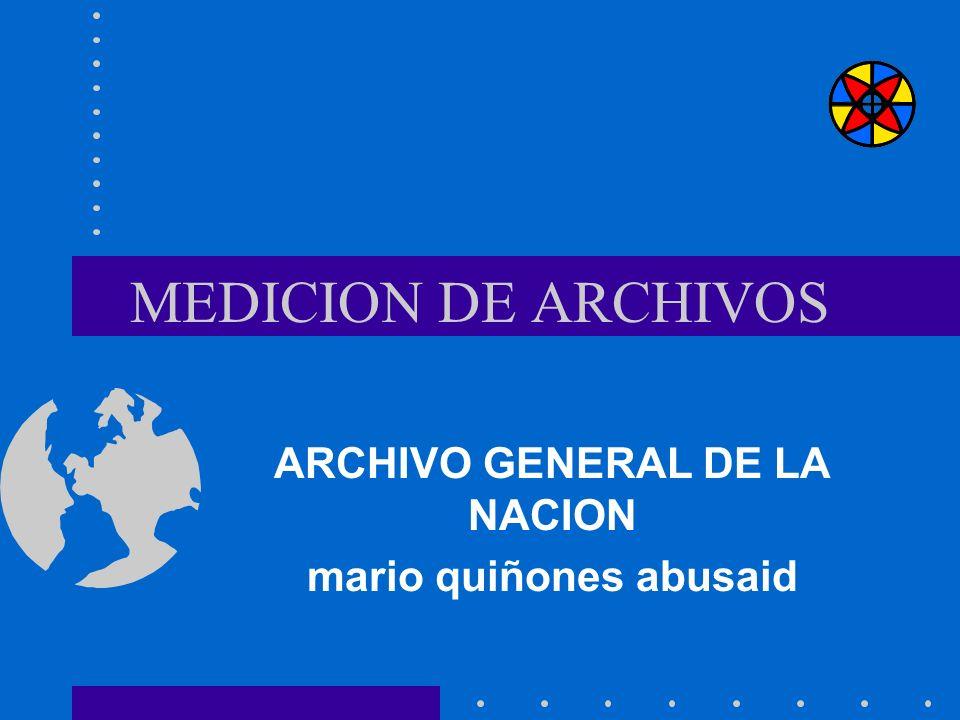 ARCHIVO GENERAL DE LA NACION mario quiñones abusaid
