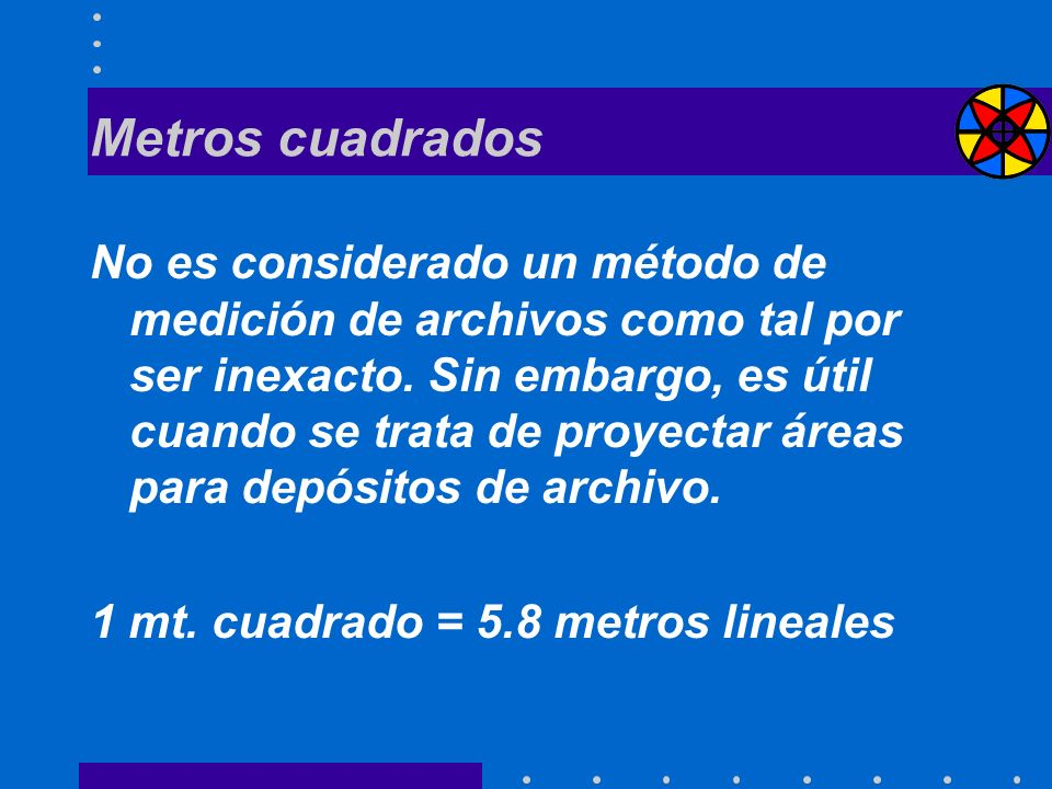 Metros cuadrados