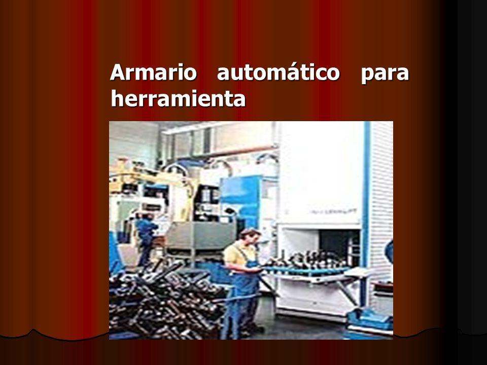Armario automático para herramienta