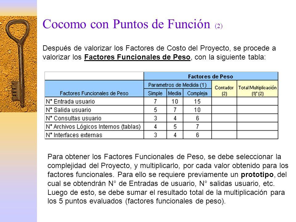 Cocomo con Puntos de Función (2)