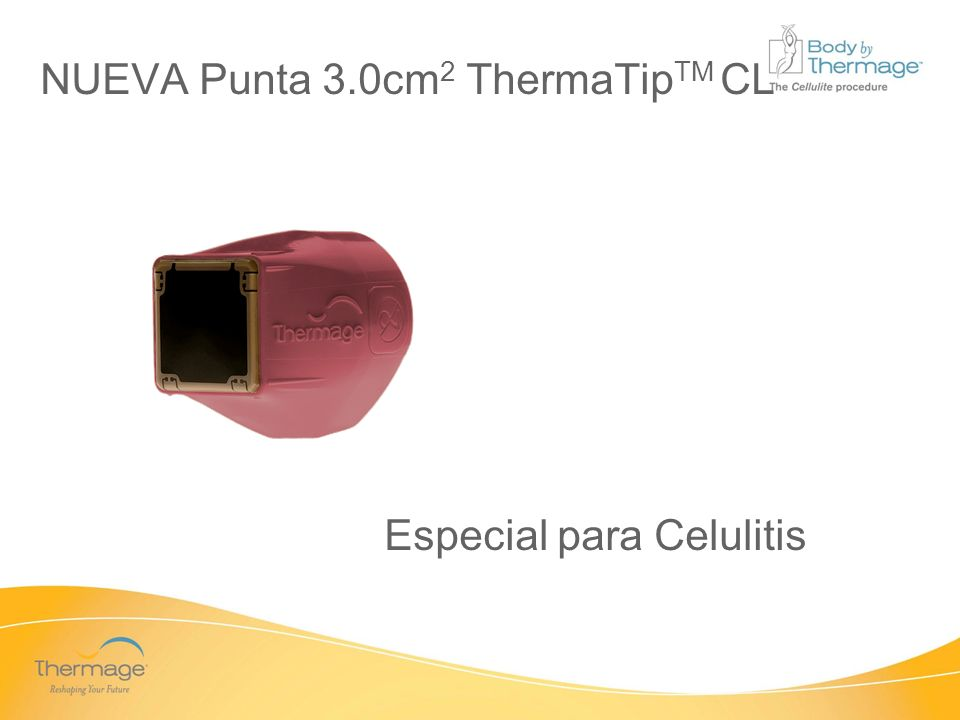 NUEVA Punta 3.0cm2 ThermaTipTM CL