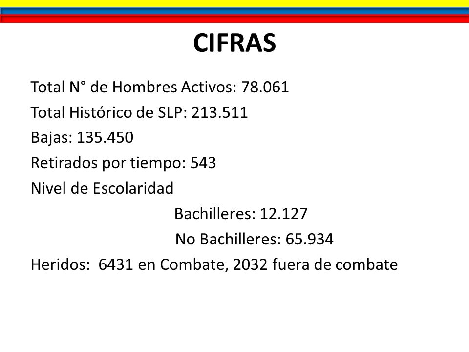 CIFRAS