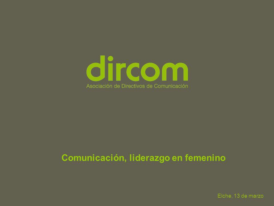 Comunicación, liderazgo en femenino
